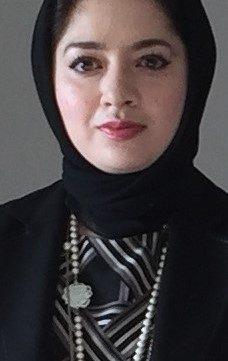 VP, Amber Batool headshot